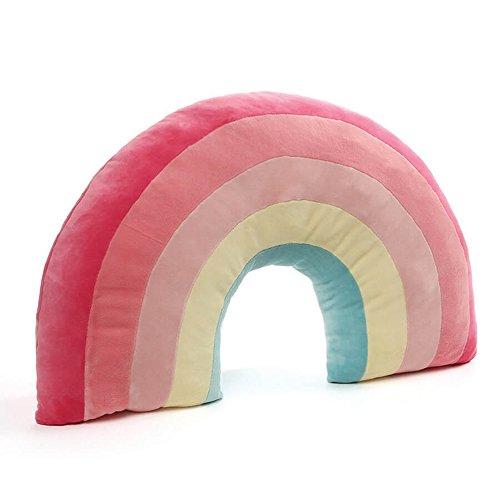 ガンド ぬいぐるみ リアル お世話 かわいい 【送料無料】GUND Rainbow Pillow Stuffed Animal Plush, 24