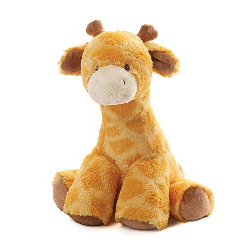 ガンド ぬいぐるみ リアル お世話 かわいい 【送料無料】Baby GUND Tucker Giraffe Keywind Musical Stuffed Animal Plush, 9