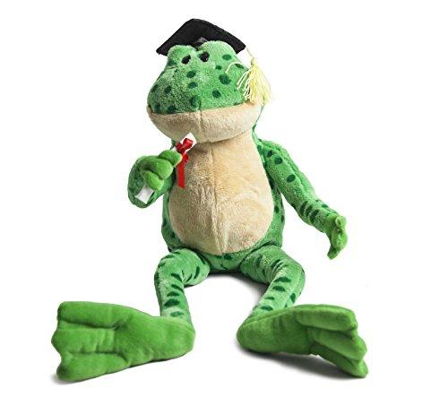 ガンド ぬいぐるみ リアル お世話 かわいい 【送料無料】GUND Farley Frog Graduateガンド ぬいぐるみ リアル お世話 かわいい
