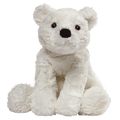 ガンド ぬいぐるみ リアル お世話 かわいい GUND Cozy Collection Holiday Polar Bear Holiday Plush, 8