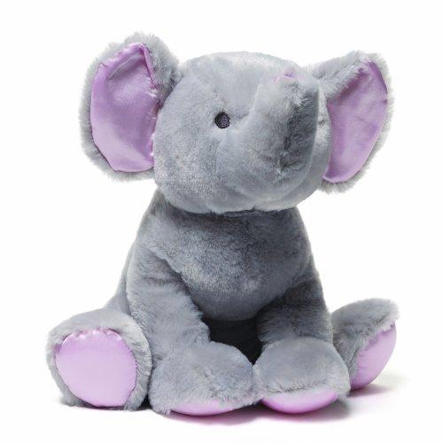 ガンド ぬいぐるみ リアル お世話 かわいい 【送料無料】GUND Emaline The Pink Elephant Plushガンド ぬいぐるみ リアル お世話 かわいい