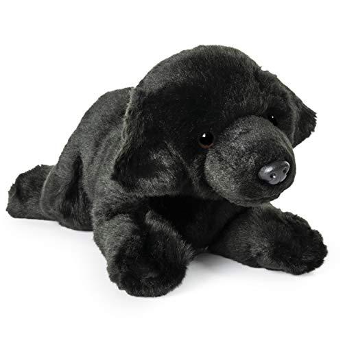 ガンド ぬいぐるみ リアル お世話 かわいい 【送料無料】GUND Black Labrador Dog Stuffed Animal Medium 14 inch Plush Toyガンド ぬいぐるみ リアル お世話 かわいい
