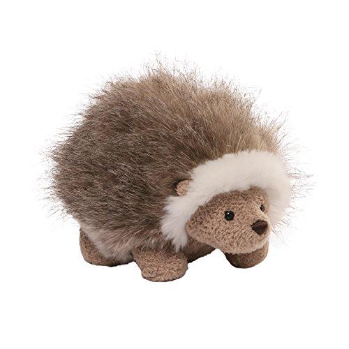 ガンド ぬいぐるみ リアル お世話 かわいい 【送料無料】GUND Oliver Hedgehog Stuffed Animal Plush, 8