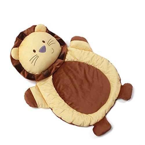 ガンド ぬいぐるみ リアル お世話 かわいい 【送料無料】Baby GUND Playful Pals Lion Stuffed Plush Play Mat, 35
