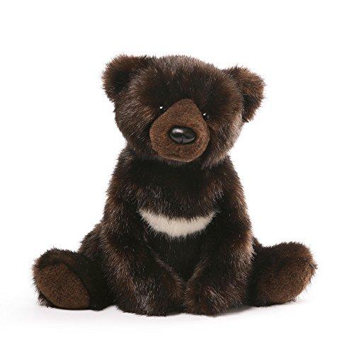 ファッションデザイナー ガンド ぬいぐるみ リアル お世話 かわいい 【送料無料】Gund Mandell Bear Toy, 12