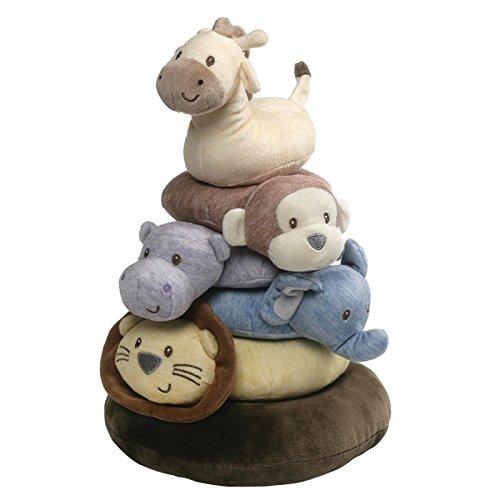 ガンド ぬいぐるみ リアル お世話 かわいい 【送料無料】Baby GUND Playful Pals Stacker Ring Set Stuffed Animal Plush Toy, 12.5