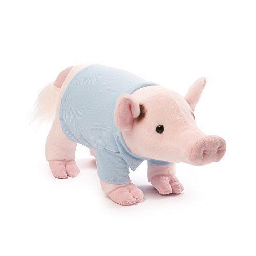 ガンド ぬいぐるみ リアル お世話 かわいい 【送料無料】Gund Everyday Signature Pop Mini Pig Stuffed Animal Plush by GUNDガンド ぬいぐるみ リアル お世話 かわいい