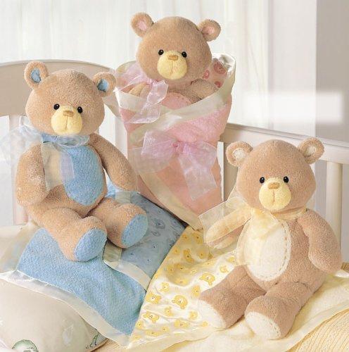 ガンド ぬいぐるみ リアル お世話 かわいい 【送料無料】Bear Tales Bear with Blue Blanket Baby GUND Plushガンド ぬいぐるみ リアル お世話 かわいい