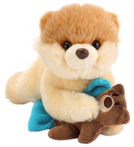 ガンド ぬいぐるみ リアル お世話 かわいい GUND Itty Bitty Boo Bedtime Dog Stuffed Animal Plush, 5