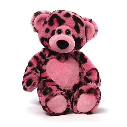 ガンド ぬいぐるみ リアル お世話 かわいい Gund Adora Bear Pink Animal Printガンド ぬいぐるみ リアル お世話 かわいい