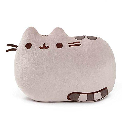 ガンド ぬいぐるみ リアル お世話 かわいい 【送料無料】GUND Pusheen Pillow Plush, 16.5