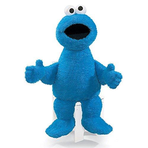 ガンド ぬいぐるみ リアル お世話 かわいい 【送料無料】Gund Sesame Street Jumbo Cookie Monster Stuffed Animal, 37 inchesガンド ぬいぐるみ リアル お世話 かわいい
