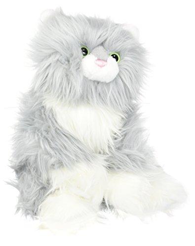 ガンド ぬいぐるみ リアル お世話 かわいい 【送料無料】GUND Yvonne Cat Stuffed Animal Plush, 9