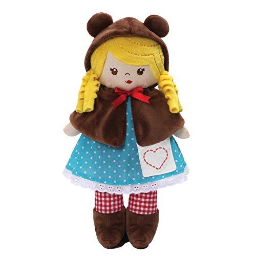 ガンド ぬいぐるみ リアル お世話 かわいい 【送料無料】Baby GUND Goldie Fairy Tale Stuffed Plush Doll Toy, 13