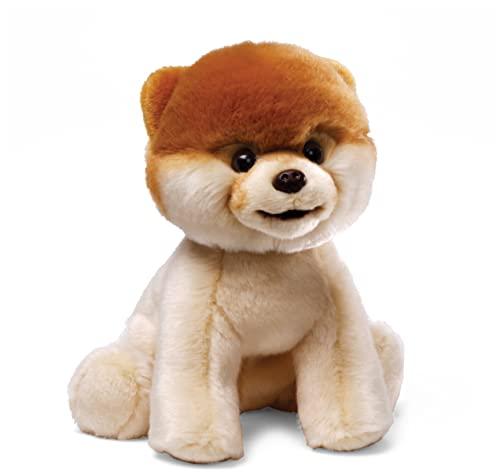 ガンド ぬいぐるみ リアル お世話 かわいい GUND 4029715 World's Cutest Dog Boo Stuffed Animal Plush, 8