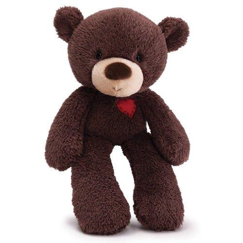 ガンド ぬいぐるみ リアル お世話 かわいい 【送料無料】Gund Valentines My Fuzzy Valentine Teddy Bear 13.5 inch Plushガンド ぬいぐるみ リアル お世話 かわいい