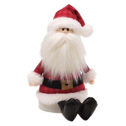 ガンド ぬいぐるみ リアル お世話 かわいい GUND Fun Christmas Saint Nick 13