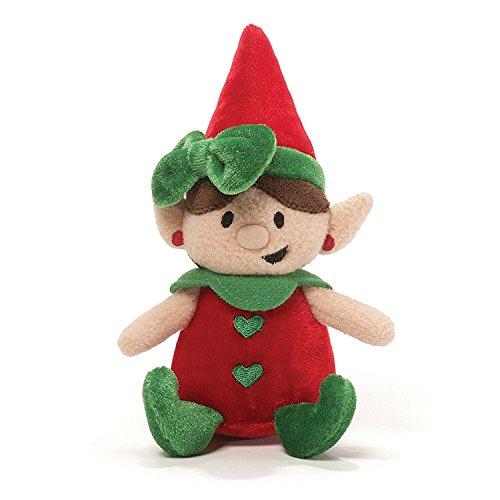 ガンド ぬいぐるみ リアル お世話 かわいい Gund Christmas Elf Gigglers (Girl)ガンド ぬいぐるみ リアル お世話 かわいい