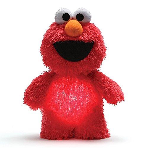 ガンド Night ぬいぐるみ Plush Elmo Pal Light Sesame かわいい お世話 Toyガンド Street リアル Glow ぬいぐるみ かわいい リアル 【送料無料】Gund お世話