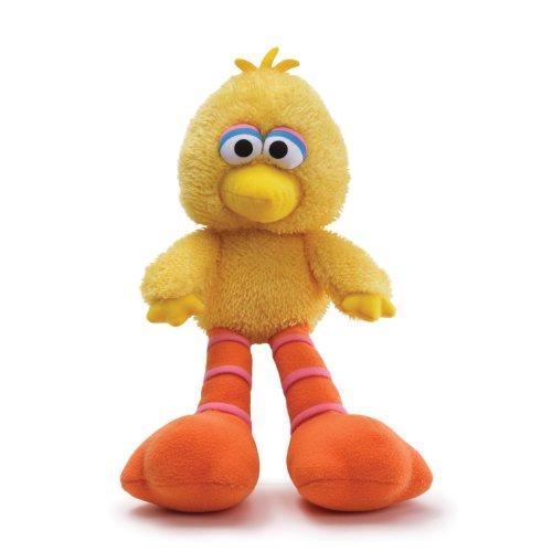 ガンド ぬいぐるみ リアル お世話 かわいい 【送料無料】Gund Sesame Street Big Bird Floppy Body Style 15