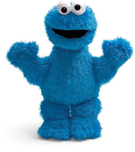 ガンド ぬいぐるみ リアル お世話 かわいい 【送料無料】Gund Sesame Street Cookie Monster Plush 13 INガンド ぬいぐるみ リアル お世話 かわいい