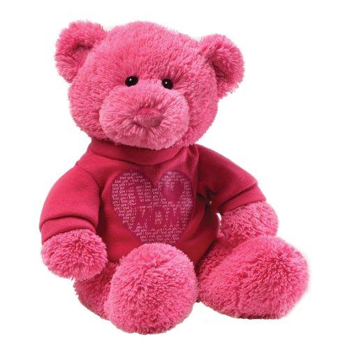 無料ラッピングでプレゼントや贈り物にも 逆輸入並行輸入送料込 ガンド ぬいぐるみ リアル お世話 かわいい 直送商品 送料無料 T-Shirt MOM Bear Plushガンド I 公式 Love Gund 12