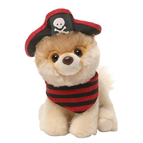 ガンド ぬいぐるみ リアル お世話 かわいい 【送料無料】GUND Itty Bitty Boo #032 Pirate Dog Stuffed Animal Plush, 5