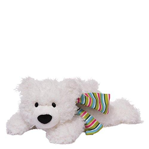 ガンド ぬいぐるみ リアル お世話 かわいい 【送料無料】GUND Christmas 'Tundra' Polar Bear Plushガンド ぬいぐるみ リアル お世話 かわいい
