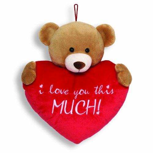 ガンド ぬいぐるみ リアル お世話 かわいい 【送料無料】Gund Valentine's Bear Hug 13