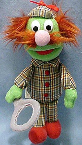 ガンド ぬいぐるみ リアル お世話 かわいい Sesame Street Sherlock Hemlock GUND Mini Plush Beanieガンド ぬいぐるみ リアル お世話 かわいい
