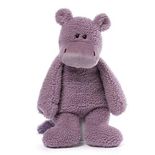 ガンド ぬいぐるみ リアル お世話 かわいい 【送料無料】Gund Huggins Hippo Stuffed Animal Plush by GUNDガンド ぬいぐるみ リアル お世話 かわいい