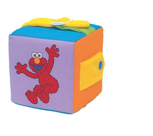 ガンド ぬいぐるみ リアル お世話 かわいい GUND Sesame Street Dress Me Cubeガンド ぬいぐるみ リアル お世話 かわいい