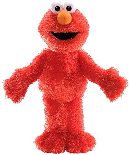 ガンド ぬいぐるみ リアル お世話 かわいい 【送料無料】GUND Sesame Street Elmo 13-Inch Plushガンド ぬいぐるみ リアル お世話 かわいい