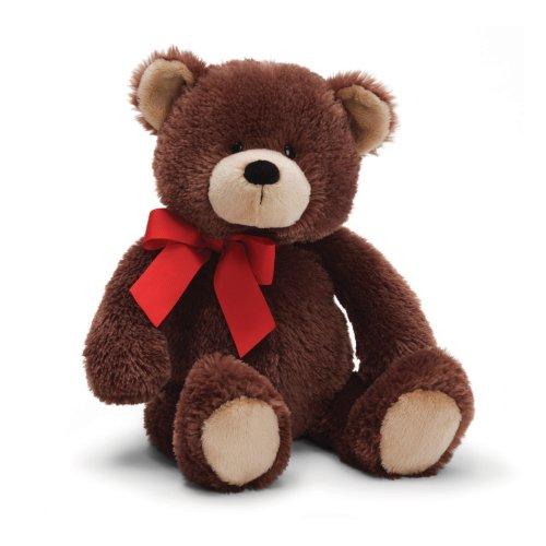 ガンド ぬいぐるみ リアル お世話 かわいい 【送料無料】GUND TD Bear Brown 20