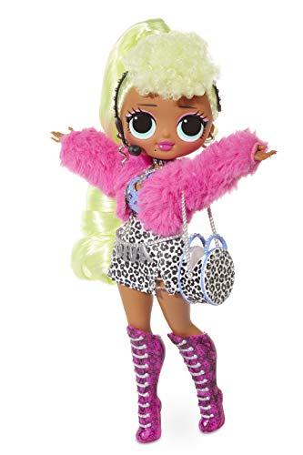 エルオーエルサプライズ 人形 ドール 【送料無料】L.O.L. Surprise! O.M.G. Lady Diva Fashion Doll with 20 Surprisesエルオーエルサプライズ 人形 ドール