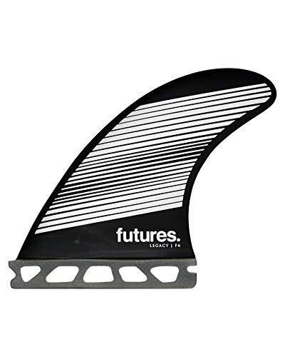 サーフィン フィン マリンスポーツ Futures F6 Legacy Thruster Fin Set Gray/Blackサーフィン フィン マリンスポーツ