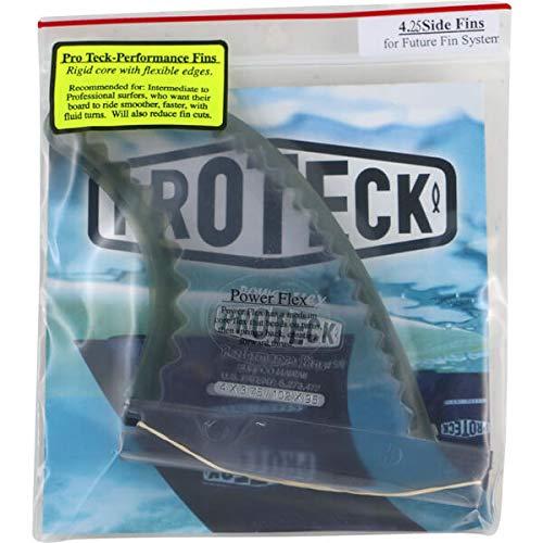 サーフィン フィン マリンスポーツ 【送料無料】Pro Teck Power Flex 4.25