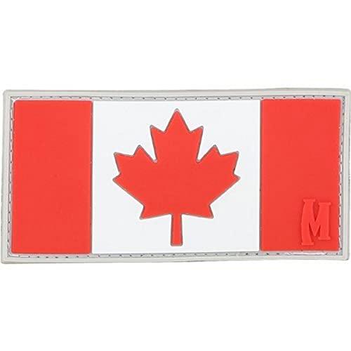 ミリタリーバックパック タクティカルバックパック サバイバルゲーム サバゲー アメリカ Maxpedition Gear Canada Flag, Full Color, 3 x 1.5-Inchミリタリーバックパック タクティカルバックパック サバイバルゲーム サバゲー アメリカ