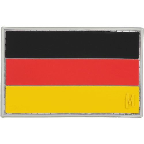 ミリタリーバックパック タクティカルバックパック サバイバルゲーム サバゲー アメリカ Maxpedition Gear Germany Flag Patch, Full Color, 3 x 1.9-Inchミリタリーバックパック タクティカルバックパック サバイバルゲーム サバゲー アメリカ