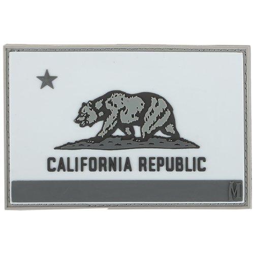 ミリタリーバックパック タクティカルバックパック サバイバルゲーム サバゲー アメリカ Maxpedition Gear California Flag Patch, Swat, 3 x 2-Inchミリタリーバックパック タクティカルバックパック サバイバルゲーム サバゲー アメリカ