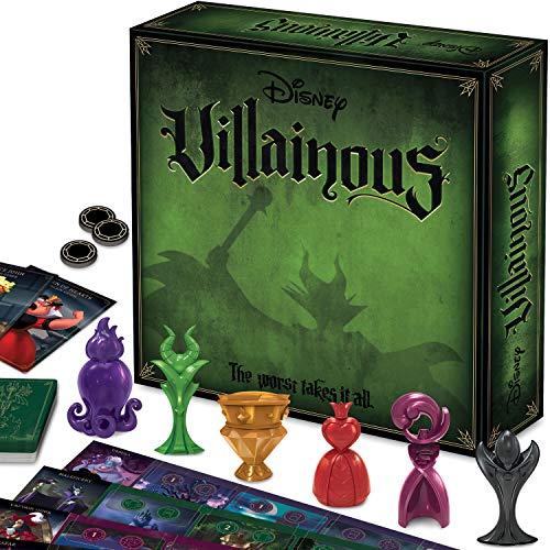 ボードゲーム 英語 アメリカ 海外ゲーム 【送料無料】Ravensburger Disney Villainous Strategy Board Game for Age 10 & Up - 2019 TOTY Game of The Year Award Winnerボードゲーム 英語 アメリカ 海外ゲーム