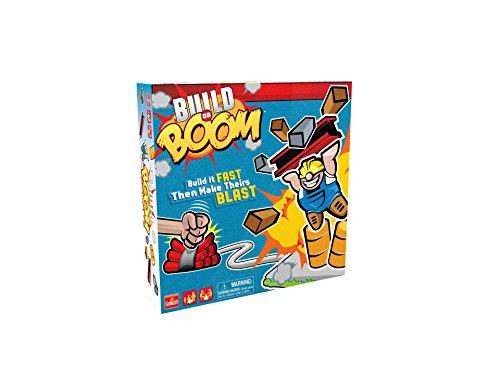 ボードゲーム 英語 アメリカ 海外ゲーム Goliath Build or Boom Game - Family Fun Building Game - STEMボードゲーム 英語 アメリカ 海外ゲーム