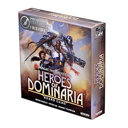 2020春の新作 ボードゲーム Board 英語 Dominaria アメリカ 海外ゲーム 海外ゲーム【送料無料】Magic: The Gathering: Heroes of Dominaria Board Game Premium Editionボードゲーム 英語 アメリカ 海外ゲーム, OwP-Shop:a60cefe0 --- zhungdratshang.org