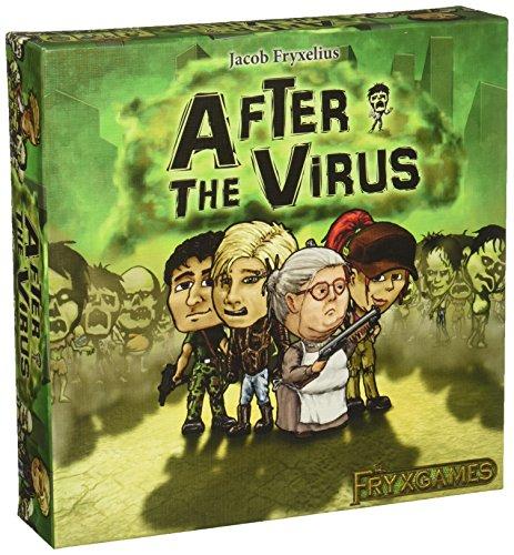 ボードゲーム 英語 アメリカ 海外ゲーム After The Virus Strategy Board Gameボードゲーム 英語 アメリカ 海外ゲーム