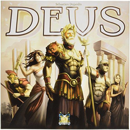 ボードゲーム 英語 アメリカ 海外ゲーム 【送料無料】Deus Board Gameボードゲーム 英語 アメリカ 海外ゲーム