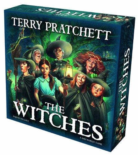 ボードゲーム 英語 アメリカ 海外ゲーム 【送料無料】Discworld The Witches Board Gameボードゲーム 英語 アメリカ 海外ゲーム