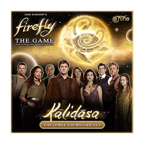 ボードゲーム 英語 アメリカ 海外ゲーム 【送料無料】Firefly Board Game: Kalidasa Expansion Board Gameボードゲーム 英語 アメリカ 海外ゲーム