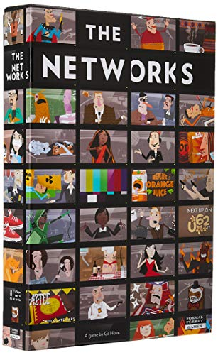 ボードゲーム 英語 アメリカ 海外ゲーム 【送料無料】Formal Ferret Games The Networks Board Gamesボードゲーム 英語 アメリカ 海外ゲーム