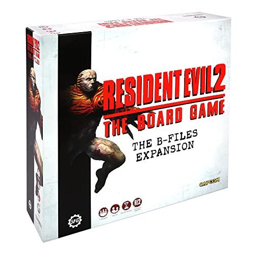 ボードゲーム 英語 アメリカ 海外ゲーム 【送料無料】Steamforged Games Resident Evil 2: B-Files Expansionボードゲーム 英語 アメリカ 海外ゲーム