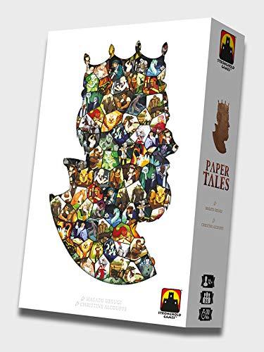 ボードゲーム 英語 アメリカ 海外ゲーム 【送料無料】Paper Tales Board Gamesボードゲーム 英語 アメリカ 海外ゲーム